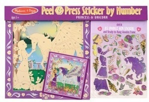 Peel & Press Sticker Craft