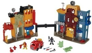Imaginext Action Tech City After Coupon