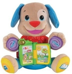 Laugh and Learn Singin' Storytime Puppy