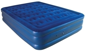 Queen-Size Air Bed w/ Pump