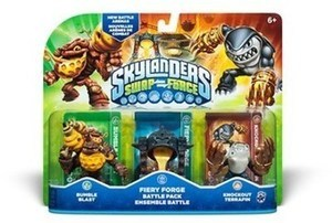 Skylanders Swap Force Battle Pack - Fiery Forge