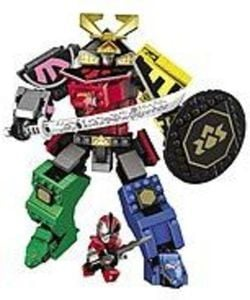 Power Rangers Mega Force Megazord
