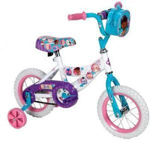 "Disney 12"" Doc McStuffins Bike"