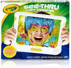 Crayola See-Thru Light Designer