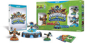 Skylanders SWAP Force Starter Kit (Wii U)