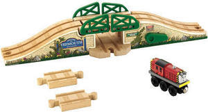 Wooden Railway Drawbridge w/ $120+ Thomas Wooden Railway Purchase