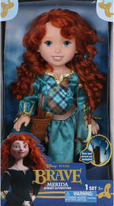 Disney Pixar Brave Merida Toddler Doll