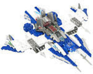 All Tenkai Knights Construction Sets