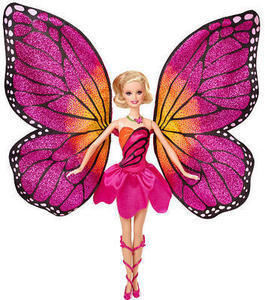 Barbie Mariposa Doll