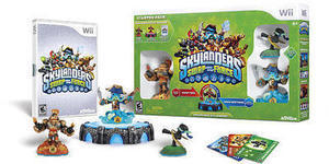 Skylanders SWAP Force Starter Kit (Wii)
