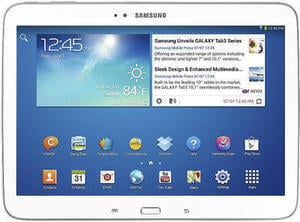 Samsung Galaxy 8GB Tablet - White