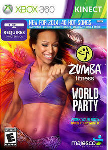 Zumba Fitness: World Party (Xbox 360)