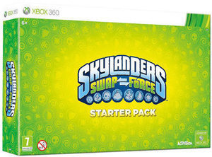 Skylanders Swap Force Starter Kit (Xbox 360)