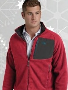 The North Face Men's Front Fleece Jacket