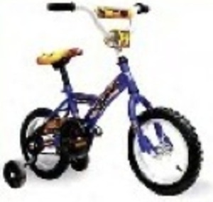 "Boys' 12"" Fire Fox Bike"