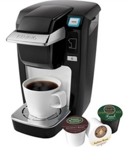 Keurig Mini Plus K10 Brewer - Black