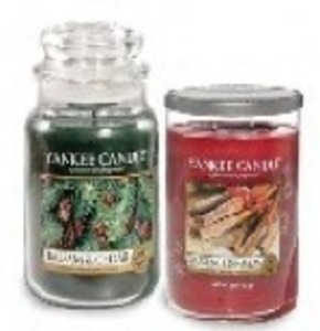 Yankee Candle Classic Large Jar or 2-Wick Tumbler