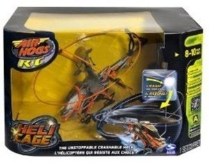 Air Hogs RC HeliCage