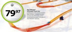 Hot Wheels Ultimate Track Set