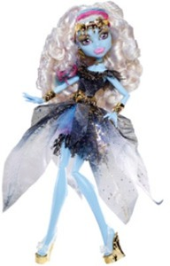 Monster High 13 Wishes Haunt the Casbah Abbey Doll