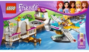 Lego Friends Heart Lake Flying Club