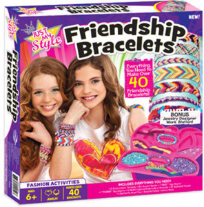 Just My Style Friendship Bracelets