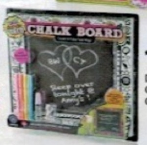 Doodle Deco Chalk Board
