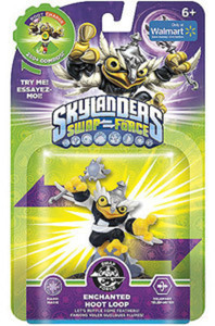 Skylanders Swap Force Single Swap Force Character