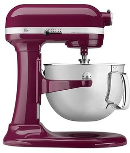 KitchenAid KP26M1X Stand Mixer, 6 Qt. Professional 600 After Rebate