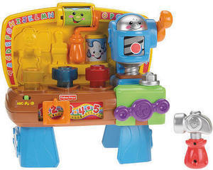 Fisher-Price Laugh & Learn Workbench