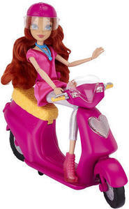 "Winx Club Scooter with 11.5"" Bloom Doll"