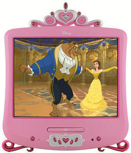 "Disney Princess 13"" TV"