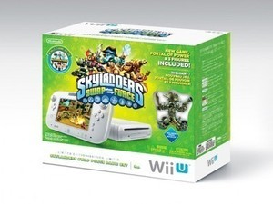 Skylanders SWAP Force Bundle (Wii U)