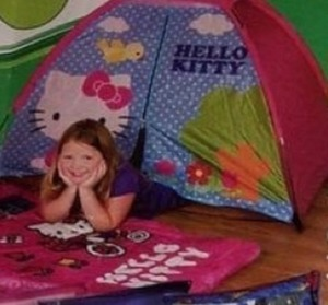 Sleeping Bag or Play Tent