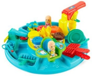 Dough Go Around Playset