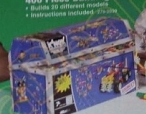 K'Nex 400 Piece Building Set