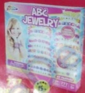 ABC Jewelry Kit