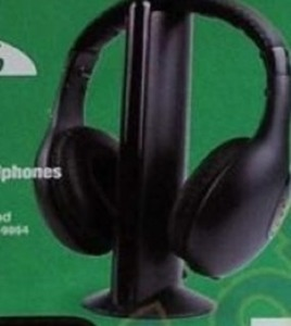 5-in-1 Wireless Headphones