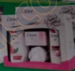 Dove Beauty Bath Set