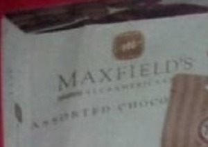 Maxfield's All American Assorted Chocolates
