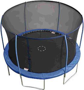 Parkside 12' Trampoline w/ Enclosure