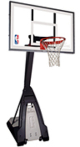 The Beast Portable Basketball System