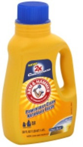Arm & Hammer Laundry Detergent w/ Card