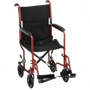 Transport Chair or Rollator Walker w/ Card