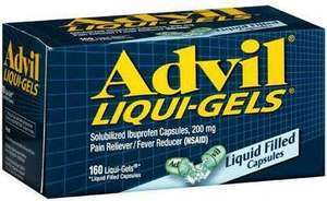 Advil Pain Relief w/ Card