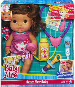 Baby Alive Better Now Baby