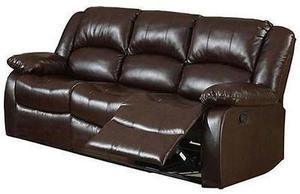 Winslow Leather Soft and Loveseat
