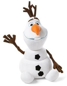 Disney Frozen Olaf Medium Plush