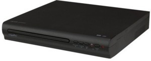 Capello HDMI DVD Player - Black