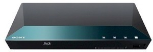 Sony Blu-ray Disc Player with WiFi - BDPS3100/BF